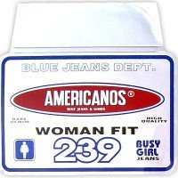 Americanos - woman fit